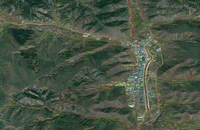 地理国情监测项目